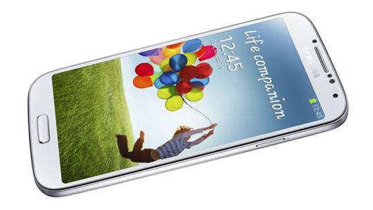 Galaxy S5 tendría reconocimiento de iris