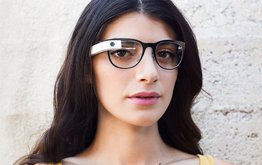 Google Glass Titanium Collection  Curve - Curvo