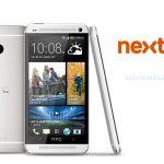HTC One ya en Nextel México