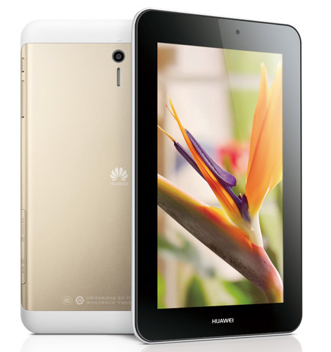 Huawei MediaPad 7 Youth2 quad-core 1 GB en RAM