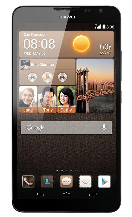 Huawei Ascend Mate 2 4G con Snapdragon y batería de 4,050 mAh