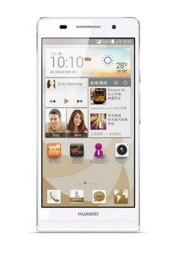 Huawei Ascend P6 S pantalla HD