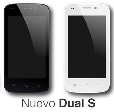 Inco Dual S un Android Jelly Bean con doble SIM libre ya en México