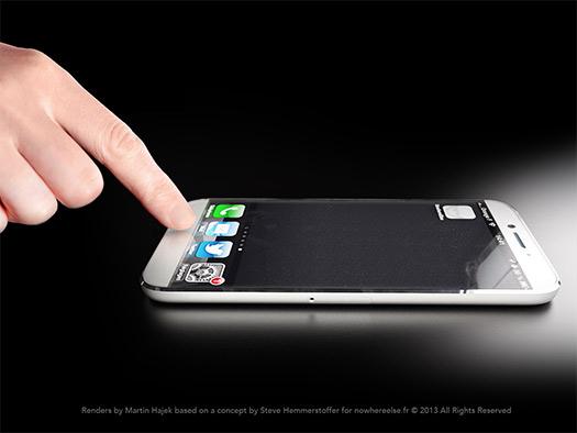 Apple iPhone 6 Render No oficial
