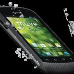Kyocera presenta el Hydro Plus: un Android barato a prueba de agua