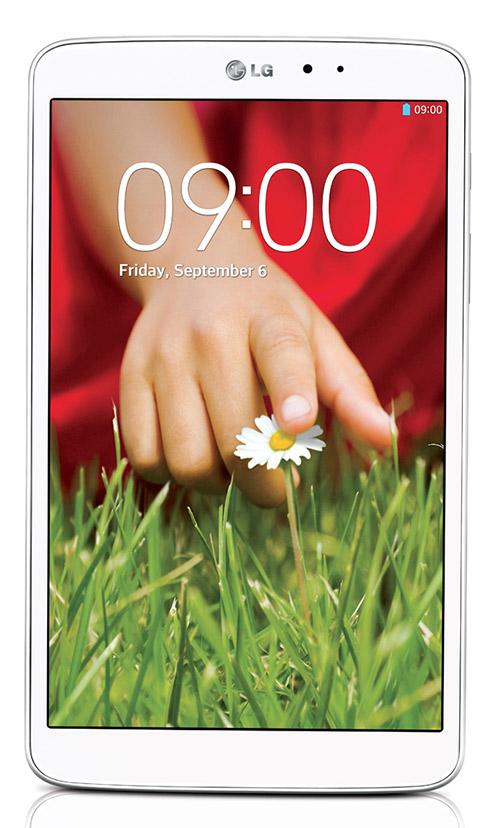 LG G Pad 8.3 V500 en México White Blanco