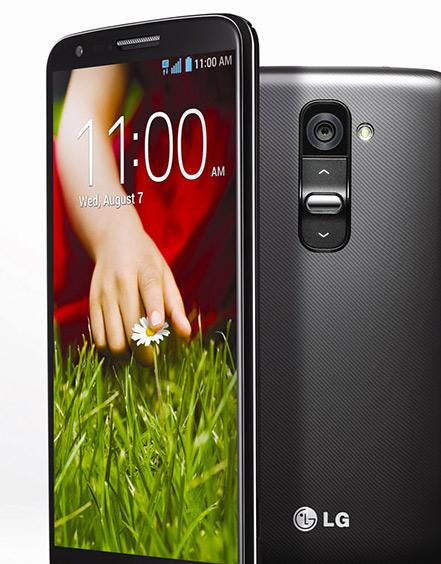 LG G2 detalle
