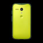 Motorola lanza las cubiertas Grip Shells para el Moto G