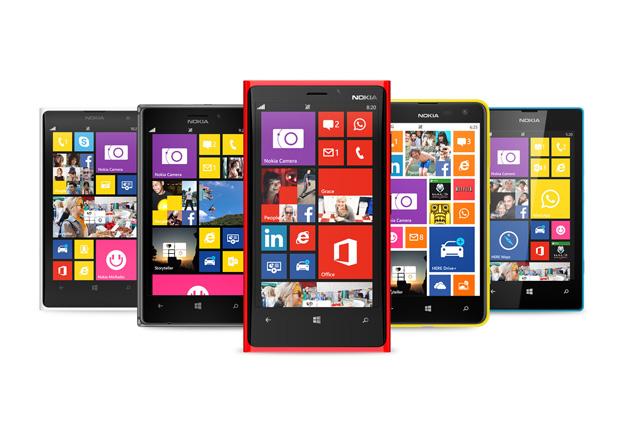 Nokia Lumia Black update dispositivos