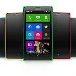 Normandy el Nokia Android Phone accesible muestra su gama de colores