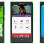 Normandy el Nokia Android phone en nuevas imágenes mostrando interfaz