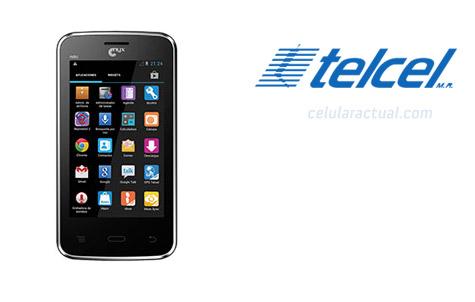 Nyx Noba un Andorid 4.1 Jelly Bean en México con Telcel