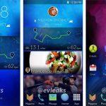 Nueva Interfaz Samsung TouchWiz para próximos Android se filtra