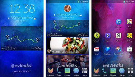 Nueva Interfaz Samsung TouchWiz 2014