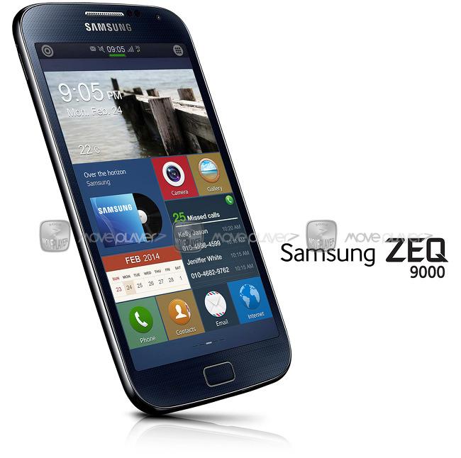 Samsung ZEQ 9000 Render No oficial