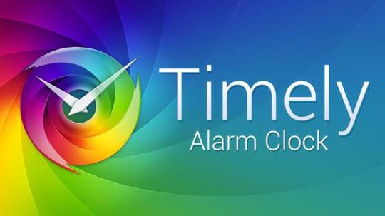 app timely alarm clock
