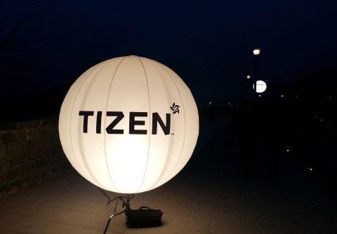 Tizen Smartphones invitación MWC 2014