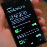 Windows Phone 8.1 y su centro de notificaciones filtrado