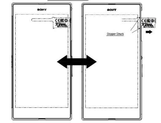 Sony Xperia Z Ultra versión WiFi FCC registro