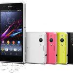 Sony Xperia Z1 Compact es oficial: pronto en México