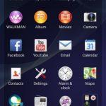 Sony Xperia Z2 interfaz de usuario se filtra