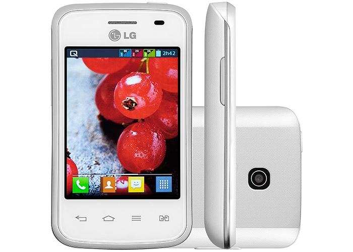 LG Optimus L1 II Tri color blanco