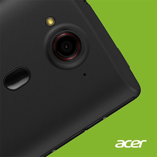 Acer Liquid smartphone con Android Teaser MWC 2014