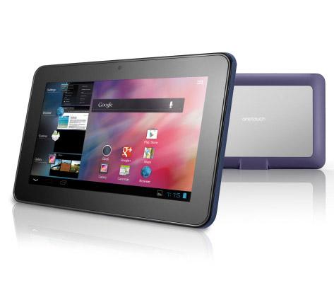 Alcatel Evo 7 tablet en México con Telcel