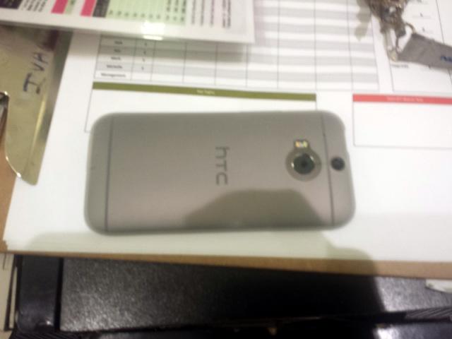 The All New HTC One (M8) en directo cámara Dual