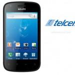 Azumi A35 un Android barato ya en México con Telcel