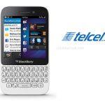 BlackBerry Q5 ya en México con Telcel