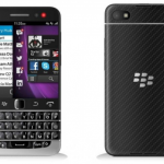 Primeras imágenes del BlackBerry Q20, el trackpad regresa