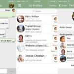 Chaatz, servicio de mensajería para iPhone y iPad que no requiere de número telefónico