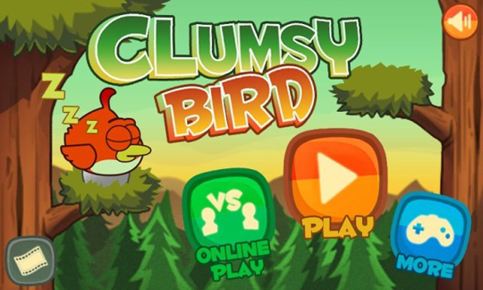app clumsy bird