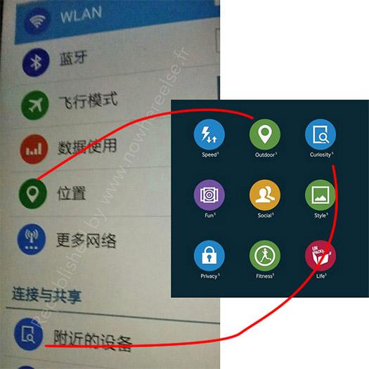 Pantalla Tizen OS confirma iconos Galaxy S5