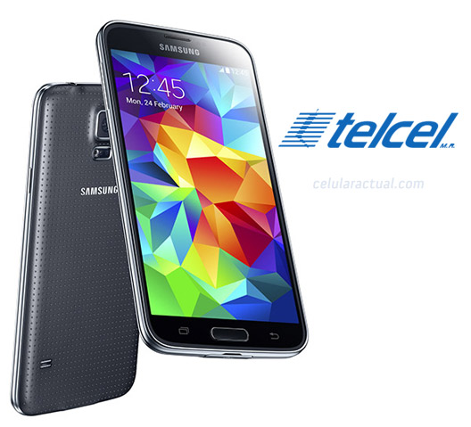 Samsung Galaxy S5 en México en Telcel para abril