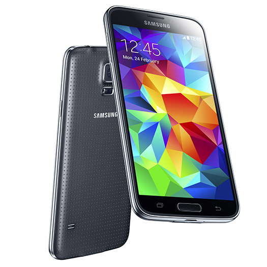 El Samsung Galaxy S5 oficial color negro