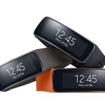 Samsung Gear Fit también es oficial: un wearable con pantalla curva AMOLED