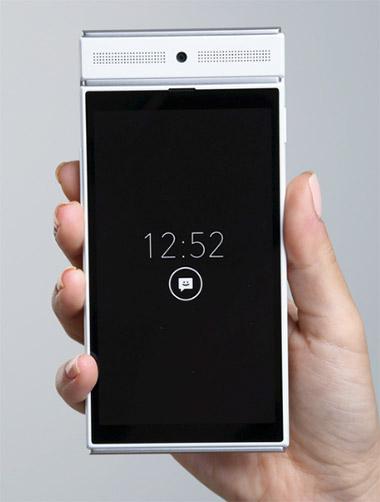 Google Project Ara smartphone industrial model
