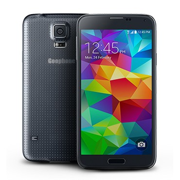Goophone S5 color negro