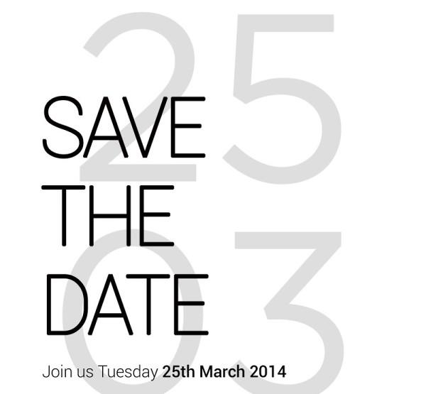 HTC confirma evento par el 25 febrero: presentación del HTC M8