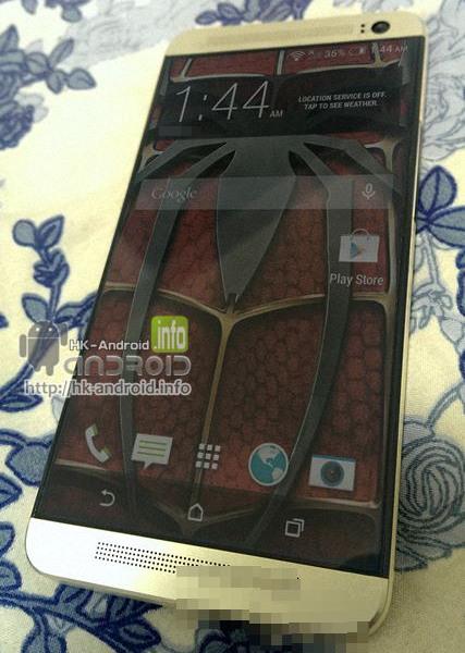 HTC M8 (One 2) nuevas imágenes pantalla