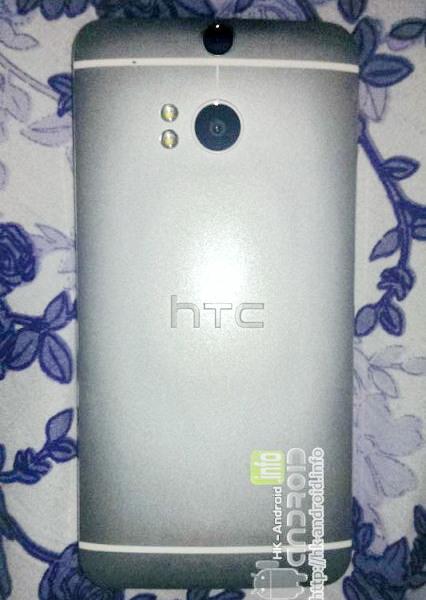 HTC M8 (One 2) nuevas imágenes cámara dual con flash LED dual