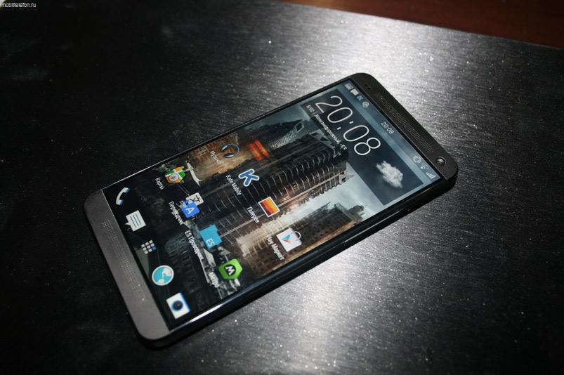 HTC M8 (One 2) fotos rumor en directo pantalla sin botones on screen
