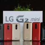 LG G2 mini es presentado oficialmente