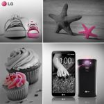 LG lanza imagen teaser del G2 mini con presentación en febrero 24