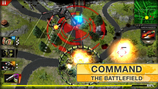 app modern command