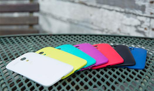 Motorola Shells para Moto G en México, colores