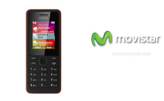 Nokia 106 en México con Movistar