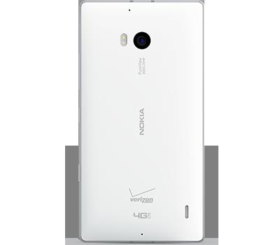 Nokia Lumia Icon cámara de 20 MP blanco